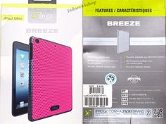 iFrogz Breeze iPad Mini Pink Form Fitting Case NEW NIB  | eBay