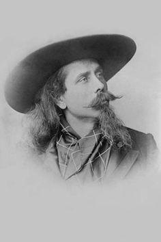 'Buffalo Bill (William F. Cody)' vintage print