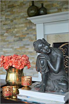 Buddha décor, global décor, interior styling, indian home décor, home décor