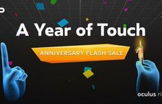 Learn about Oculus Touch Flash Sale: Get up to 75% Off on 80 Major VR Titles Today Only http://ift.tt/2BO9VAQ on www.Service.fit - Specialised Service Consultants.