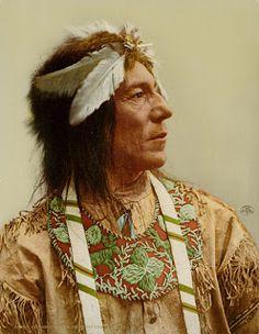 Chippewa Indian Chief-Minnesota