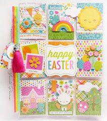 Other: Easter Pocket Letter Atc Cards, Journal Cards, Paper Cards, Pocket Pal, Pocket Cards, Pocket Scrapbooking, Scrapbook Cards, Scrapbook Layouts, Inchies