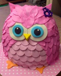 Owl...just love this little fat cute thing!