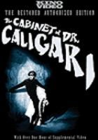 The Cabinet of Dr. Caligari: In the film The cabinet of Dr. Caligari, a somnambulist commits murders under a hypnotist's influence. Also featured is a lengthy excerpt of Genuine. Both films are examples of the German Expressionist movement.