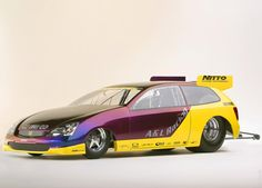 2003 Honda Pro Drag Civic Si Concept
