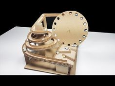 How to make marble automatic Run machine for cardboard, racing circuit for marbles Marble Machine, Claw Machine, Science For Kids, Activities For Kids, Cardboard Crafts, Paper Crafts, Fun Crafts, Diy And Crafts, Toys From Trash