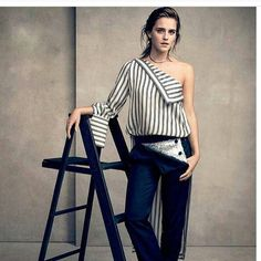 """759 Likes, 3 Comments - mandi line (@mandiline) on Instagram: """"Ok I totally get it .. #emmawatson is stunning and here in @monsemaison #ecofriendly look.. ugh I'd…"""""""