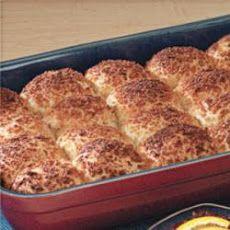 French Onion Pan Rolls II Recipe