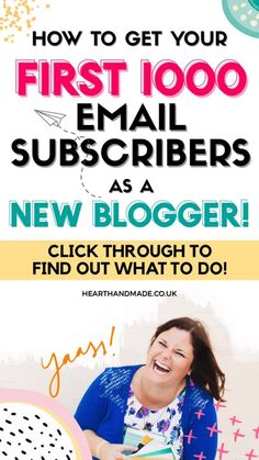 You've just started your blog and you're ready to learn how to start an email list. That's great! Or else you've been blogging for a while and want to know how to start an email list the right way. Targeting the right people with the right incentive and using it to make money online. An email list is an excellent way to reach your people, develop a relationship and then cultivate said relationship. Your email subscribers have already taken that extra step by signing up to your email list…
