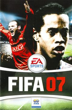FIFA 07 Game for the Sony Playstation 2 Buy Now from Fully Retro! Fifa 17, Playstation Portable, Playstation Games, Xbox Games, Xbox 360, Xbox Xbox, Fifa Games, Free Pc Games, Fifa Football