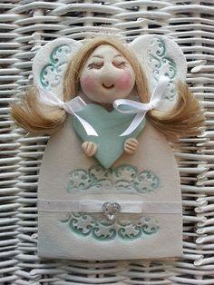 Pasja dekorowania : aniołkowo