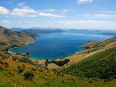 Guards Bay, Marlborough Sounds, between Tasman Bay & Cloudy Bay, The South Island, New Zealand