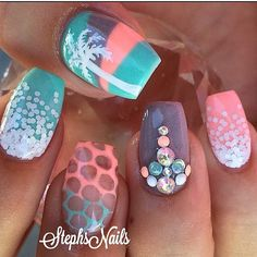 """14.6k Likes, 88 Comments - @nails2inspire on Instagram: """"Credit to @_stephsnails_ #nails2inspire"""""""