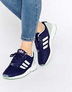 Image 1 of adidas ZX Flux Sneakers