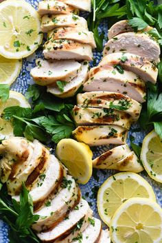 This Greek Chicken Marinade is a simple, fast recipe that results in juicy, succulent chicken every single time! | foxeslovelemons.com Chicken Marinade Recipes, Chicken Marinades, Grilling Recipes, Greek Chicken Kabobs, Greek Dishes, Chicken Meatballs, Healthy Recipes, Healthy Eats, Light Recipes