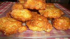 BEIGNET DE COURGETTE AU THERMOMIX Tandoori Chicken, Entrees, Side Dishes, Easy Meals, Easy Recipes, Gluten, Low Carb, Vegetarian, Meat