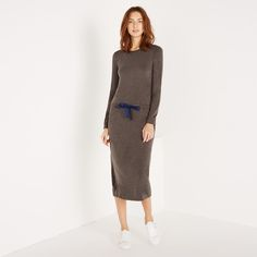 robe longue Loungewear HEATTECH. http://www.princessetamtam.com/