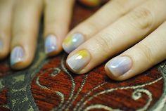 NAIL-COMMON: [リンネル掲載カラー]Contemporary nail