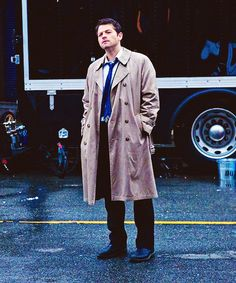 Misha Collins as Meta!Misha