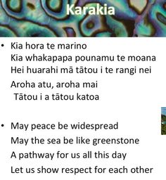 Resources: Karakia Spiritual Messages, Positive Messages, Maori Songs, Early Childhood Quotes, Waitangi Day, Maori Symbols, Maori Patterns, Teachers Toolbox, Maori Designs