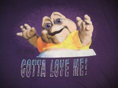 Gotta Love Me!  Vintage Dinosaurs tv show shirt, ABC, 90s, XL. $12.00, via Etsy.