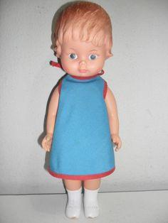 Antiga Boneca Vivi Da Estrela. Vinil - R$ 49,99 no MercadoLivre
