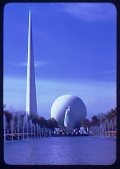 Trylon and Perisphere 1939