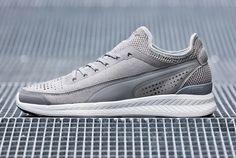 Puma Ignite Sock: Grey
