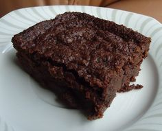 the best vegan brownies - the wannabe chef