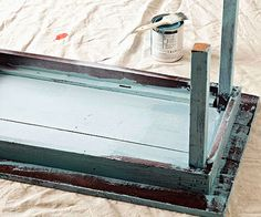 Watch this video to see how you can easily paint any distressed wood furniture. This simple guide will show you how to create a new look for your old furniture. Give your furniture a new and improved look on a budget with these helpful tips and tricks. Distressed Wood Furniture, Ikea Furniture, Paint Furniture, Furniture Cleaning, Building Furniture, Reclaimed Furniture, Furniture Removal, Steel Furniture, White Furniture