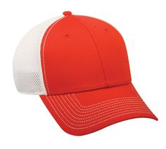 ProTech Trucker Mesh Hat by OC Sports MWS1125. Oc 060187f489df