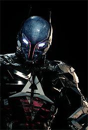 Arkham Knight Armor GIF Robin Arkham Knight, Batman Universe, Dc Universe, Batman Wedding, Red Hood Jason Todd, Bat Boys, Knight Armor, Deathstroke, Batman Comics