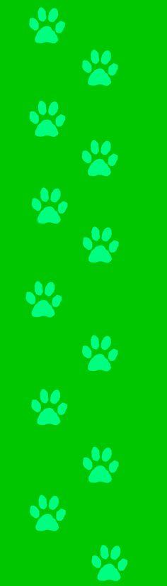 Paw prints - Dog print wallpaper ...