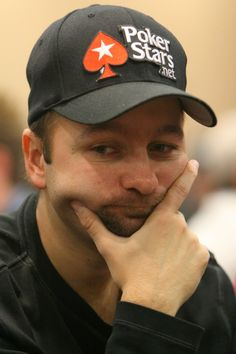Daniel Negreanu:  Got to love a nice guy who plays cards like the devil...