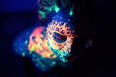 We Are All Made of Stars: Gorgeous Black Light Photography