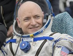 Scott Kelly Happy to Be Back on Earth: 'This Feels Great'