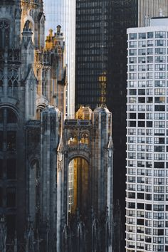 I loved Chicago, the gothic architecture was beautiful