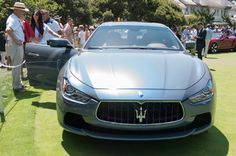 Maserati Ghibli by Ermenegildo Zegna. The Maserati Ghibli itself has left many drivers a bit flat, but with an interior by Ermenegildo Zegna, this example takes the focus off the drive and puts it on the experience.