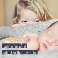 How to Help Your Older Child Adjust to the New Baby via  #night #nannies