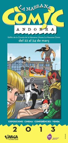 La Massana Còmic 2013