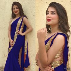 Simple Sarees, Trendy Sarees, Stylish Sarees, Couple Photoshoot Poses, Saree Photoshoot, New Saree Designs, Blouse Designs, Wedding Saree Collection, Lehenga Collection