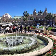 #Casino ☀️☀️☀️ from #Montecarlo #Monaco