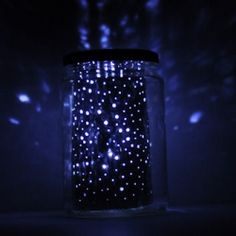 Constellations in a Jar!