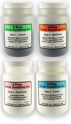 Lortone Abrasive Tumbling Kit * Find out more details @