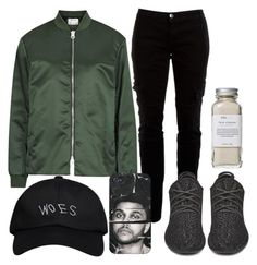 """Untitled #960"" by kgoldchains ❤ liked on Polyvore featuring Acne Studios, Joie, October's Very Own, Très Pure, nice, beautiful, weekend and baddie"