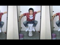 How to use Asian squat toilets. Funny and informative. Don't forget to bring your own TP!