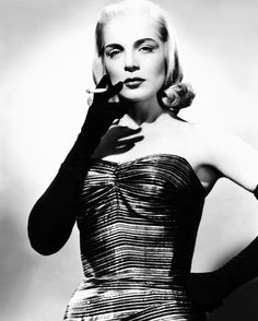 "Lizabeth Scott, publicity portrait for the classic film noir ""I Walk Alone"", 1948."