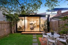 Designer 3 bed residence plus self-contained studio - Secure garage accessed from Albert Lane