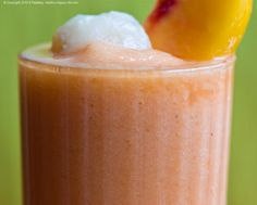 Peachy Lychee Smoothie: 1 2/3 c Guava juice, 5 whole lychees, 2 tbs lychee juice, 1 c peaches, 1 large banana, 1/2 squeezed lemon or lime, 1 c ice (preferably coconut water ice cubes). Consider adding papaya or strawberry.