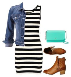 """Summer Outfit #2"" by leahlouise17 on Polyvore featuring maurices, Billabong and Kate Spade"